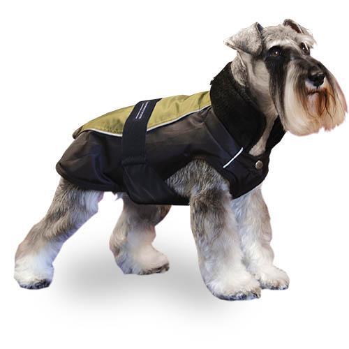 abrigo impermeable chubasquero para perros