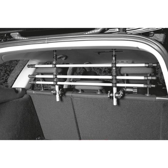 separador de rejilla aluminio para coche