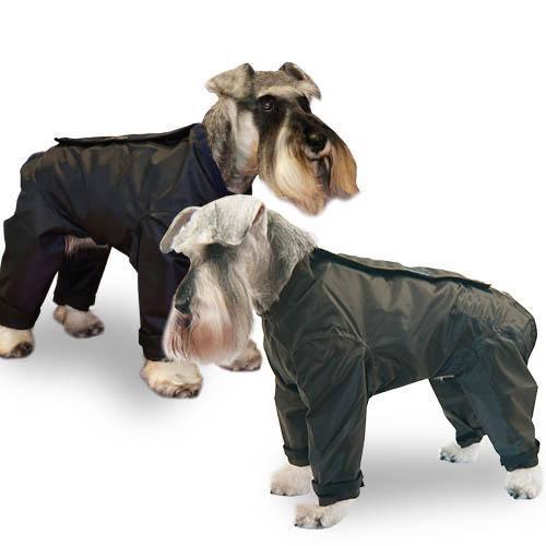 impermeable chubasquero con patas para perros