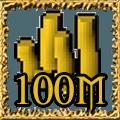 100m OSRS Gold