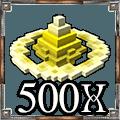 500x Golden Soul