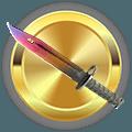 StatTrak™ Bayonet | Fade (Factory New)