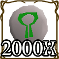 2000  Nature Rune