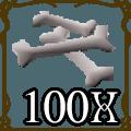 100 Dragon Bones