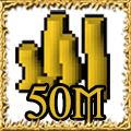 50m OSRS Gold