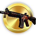 M4A4 Ι Howl (Field-Tested)