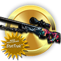 StatTrak™ AWP | Hyper Beast (Field-Tested)