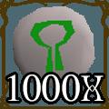 1000  Nature Rune