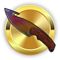 ★ Gut Knife Ι Fade (Factory New)