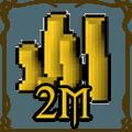 2m OSRS Gold