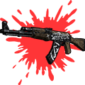 StatTrak™ AK-47 | Wasteland Rebel (FT)