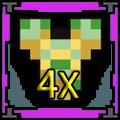 4 x Acropolis Armor