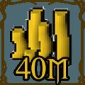 40m OSRS Gold