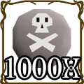 1000 Death Rune
