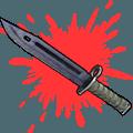 ★ Bayonet Ι Blue Steel (Field-Tested)