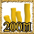 200m RS3 Gold