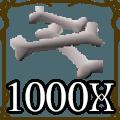 1000 D Bones<