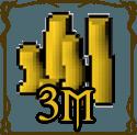 3m OSRS Gold