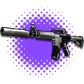 M4A1-S | Mecha Industries (Field-Tested)