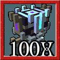 100x Penta-Forged Shadow Soul