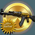 StatTrak™ AK-47 Fuel Injector