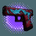 Glock-18 | Water Elemental (Field-Tested)