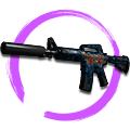 M4A1-S | Master Piece (Field-Tested)