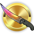 ★ Flip Knife Ι Fade (Factory New)