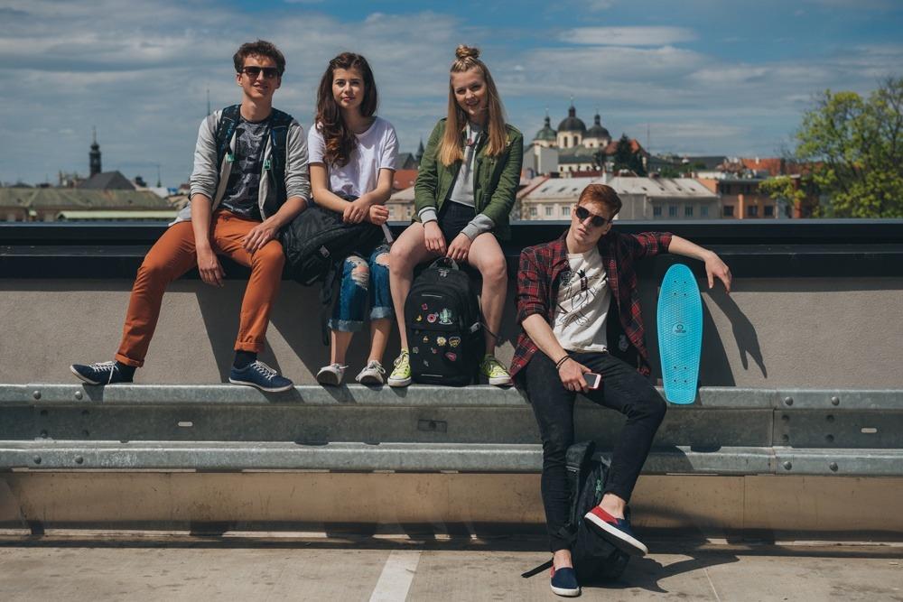 Studentské batohy