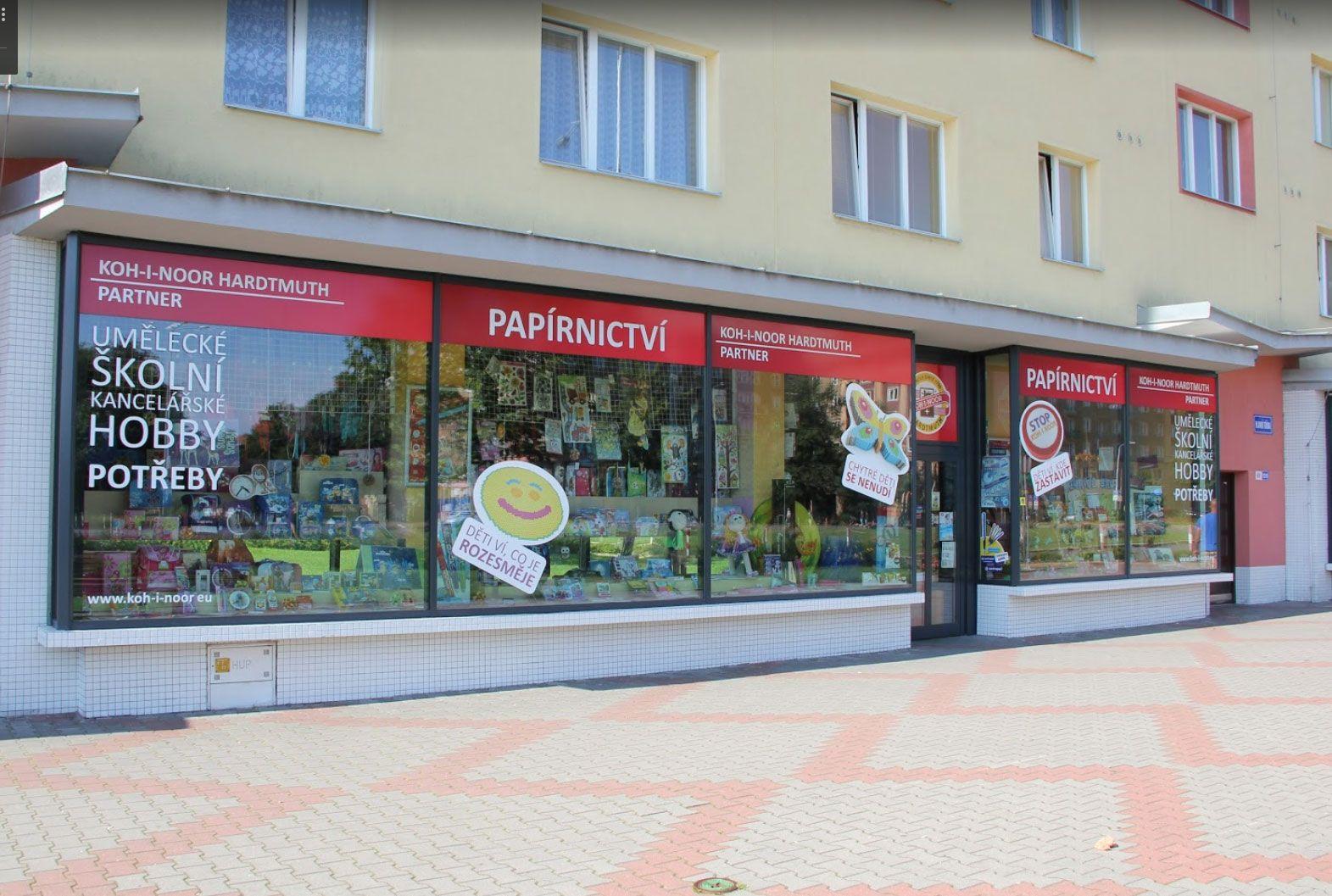 prodejna Dětské botičky MTG - Ostrava Bělský Les b6938b371e